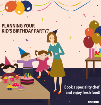 How to plan a baby's first Birthday party