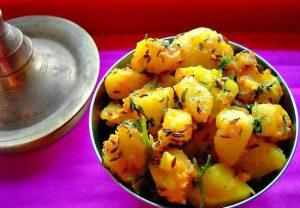 Janmashtami dishes