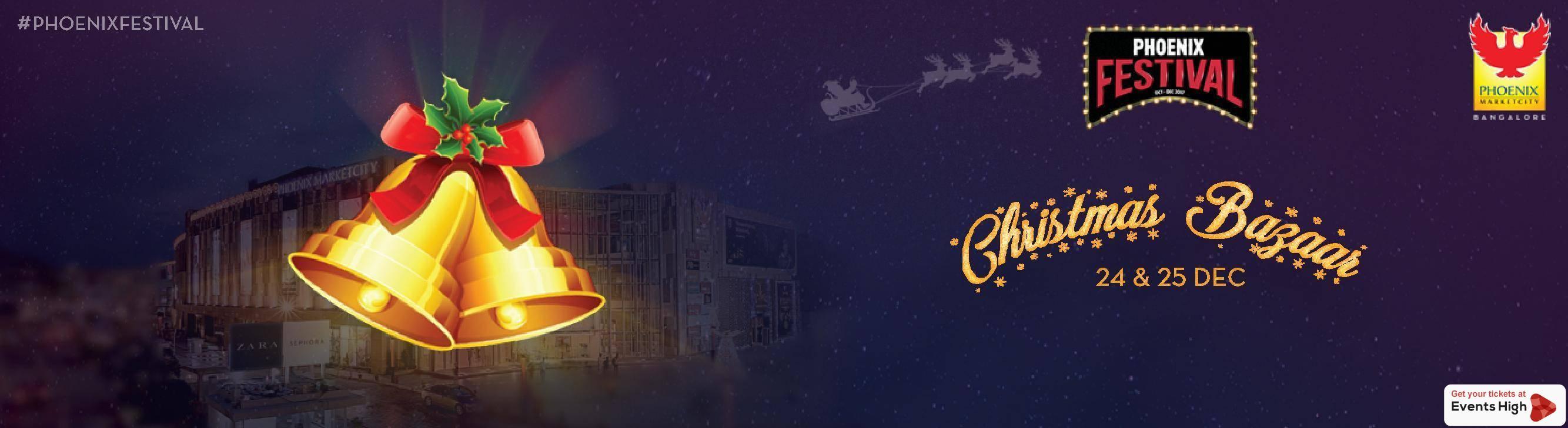 Celebrate christmas in Bangalore