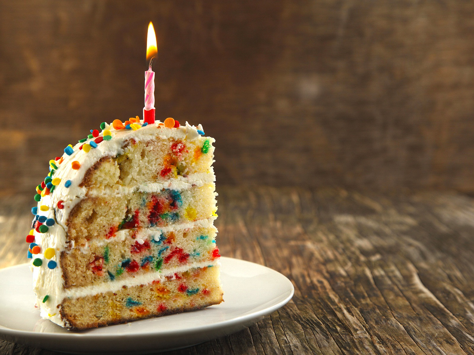 Happy Birthday Cake Hd Wallpaper Cookifi