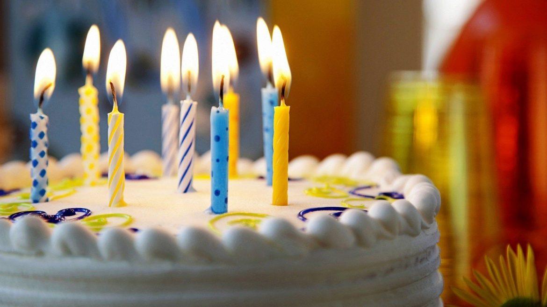 Celebrating a loved one's birthday